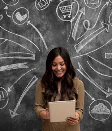 Blogging as an online business